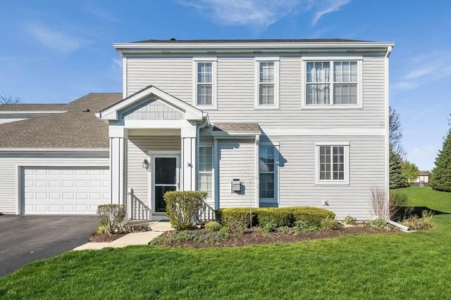 308 Cascade Lane #308, Oswego, IL 60543 (MLS #11055737) :: Carolyn and Hillary Homes