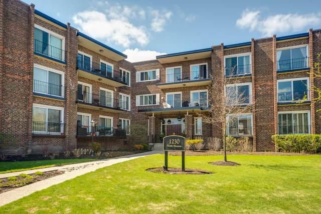 1230 N Western Avenue #201, Lake Forest, IL 60045 (MLS #11055739) :: Littlefield Group