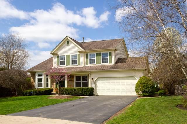 1212 Sandhurst Drive, Buffalo Grove, IL 60089 (MLS #11055749) :: RE/MAX IMPACT