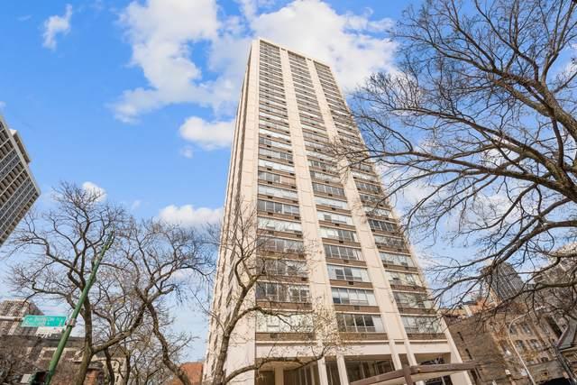 70 W Burton Place 2308F, Chicago, IL 60610 (MLS #11055837) :: The Perotti Group