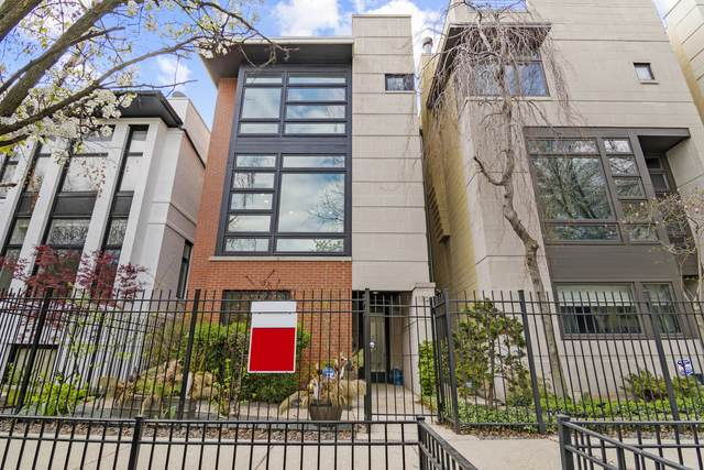 1726 N Winchester Avenue, Chicago, IL 60622 (MLS #11055851) :: The Perotti Group