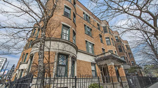4802 N Kenmore Avenue #4, Chicago, IL 60640 (MLS #11055855) :: Touchstone Group