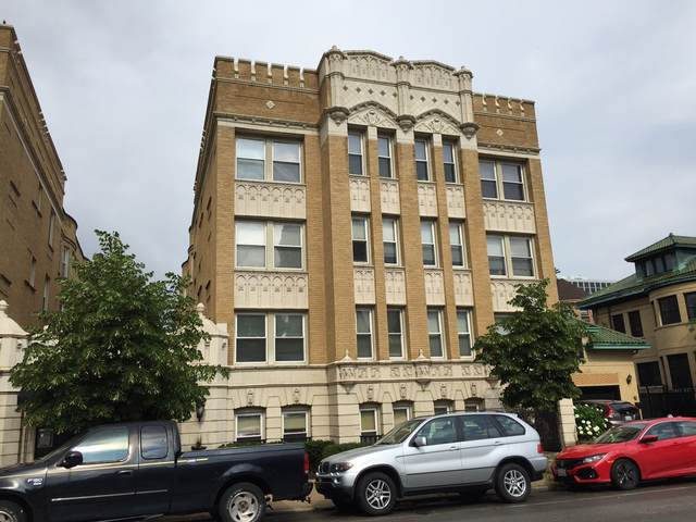 4240 N Clarendon Avenue 412N, Chicago, IL 60613 (MLS #11055889) :: Littlefield Group