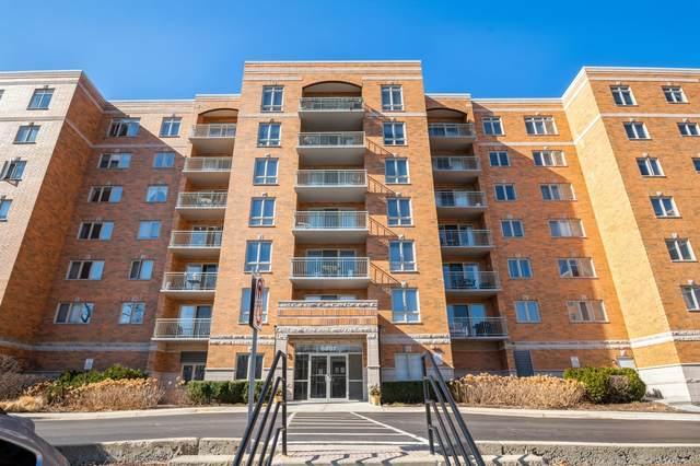 6807 N Milwaukee Avenue #707, Niles, IL 60714 (MLS #11055899) :: Helen Oliveri Real Estate