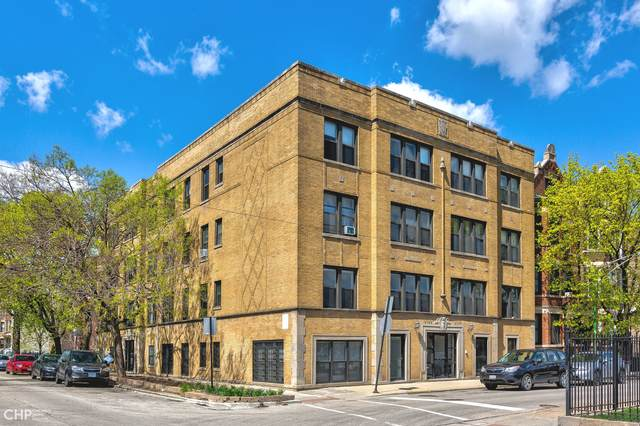 2316 W Shakespeare Avenue #1, Chicago, IL 60647 (MLS #11055908) :: The Perotti Group