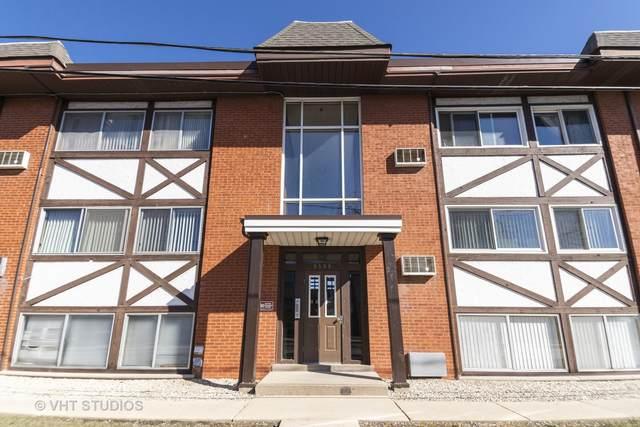 9508 Glenlake Avenue #105, Rosemont, IL 60018 (MLS #11055911) :: Jacqui Miller Homes