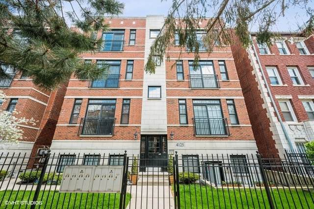 4125 N Kenmore Avenue G, Chicago, IL 60613 (MLS #11055955) :: Touchstone Group