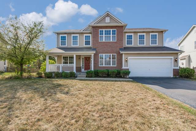 2571 Lyman Loop Drive, Yorkville, IL 60560 (MLS #11055958) :: Carolyn and Hillary Homes