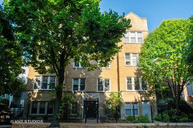 2710 N Fairfield Avenue Gs, Chicago, IL 60647 (MLS #11055963) :: The Perotti Group