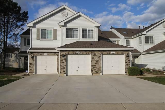 185 Sierra Pass Drive 27-1, Schaumburg, IL 60194 (MLS #11055972) :: Littlefield Group