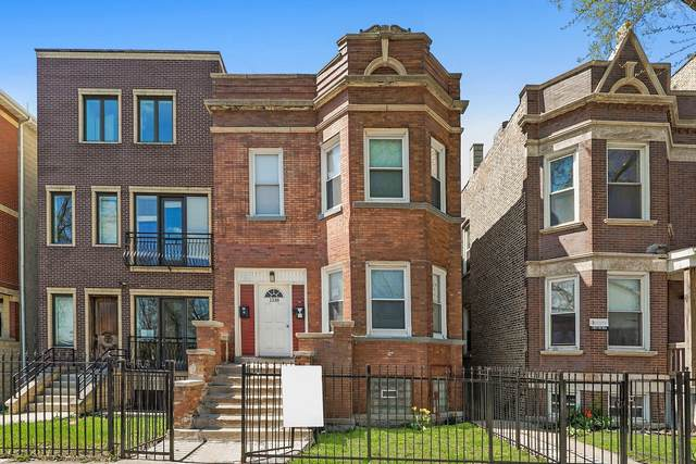 1338 S Washtenaw Avenue, Chicago, IL 60608 (MLS #11055988) :: RE/MAX IMPACT