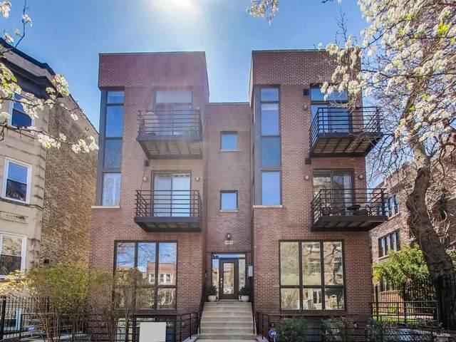 1465 W Carmen Avenue 3W, Chicago, IL 60640 (MLS #11056031) :: Touchstone Group