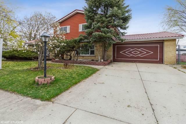 593 Bedford Lane, Des Plaines, IL 60016 (MLS #11056032) :: Helen Oliveri Real Estate