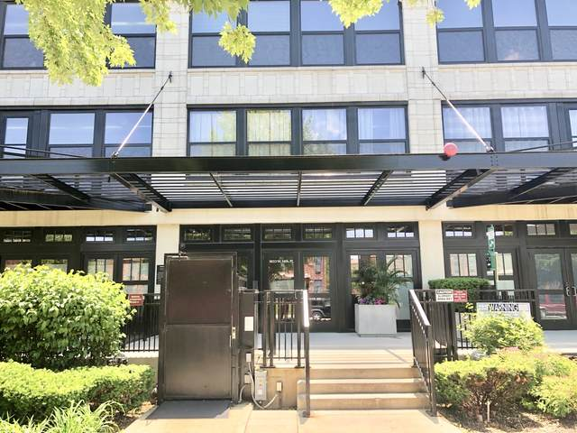 1033 W 14th Place #339, Chicago, IL 60608 (MLS #11056058) :: RE/MAX IMPACT