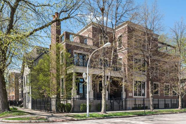 3804 N Janssen Avenue, Chicago, IL 60613 (MLS #11056072) :: Touchstone Group