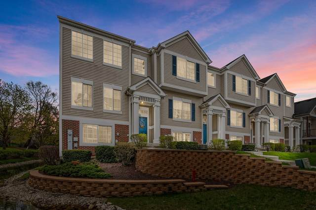 136 Enclave Circle E, Bolingbrook, IL 60440 (MLS #11056117) :: Carolyn and Hillary Homes