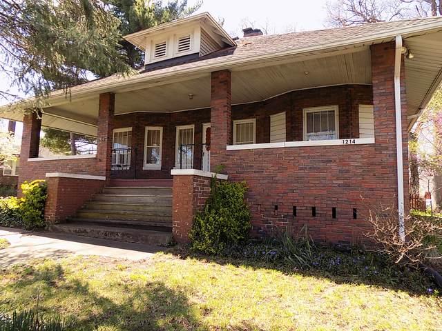 1214 N Bloomington Street, Streator, IL 61364 (MLS #11056137) :: Lewke Partners