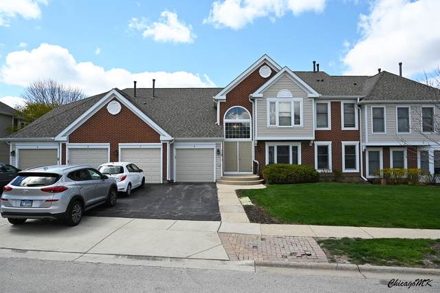 112 Red Fox Lane B, Elk Grove Village, IL 60007 (MLS #11056148) :: Helen Oliveri Real Estate