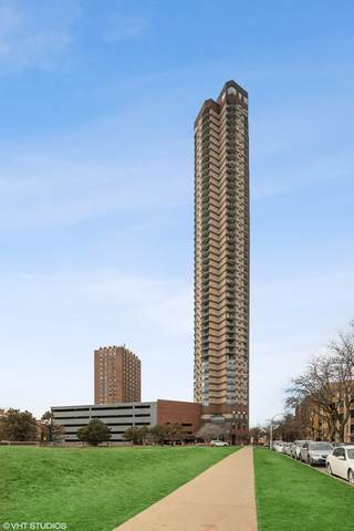 3660 N Lake Shore Drive #2711, Chicago, IL 60613 (MLS #11056166) :: The Spaniak Team