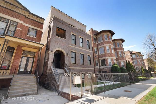 441 E Oakwood Boulevard #2, Chicago, IL 60653 (MLS #11056168) :: RE/MAX IMPACT