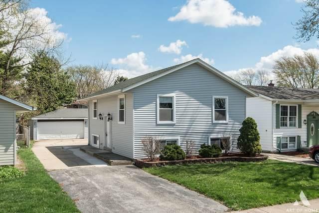 16809 Highview Avenue, Orland Hills, IL 60487 (MLS #11056172) :: Helen Oliveri Real Estate