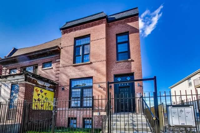 2718 W Monroe Street, Chicago, IL 60612 (MLS #11056185) :: RE/MAX IMPACT