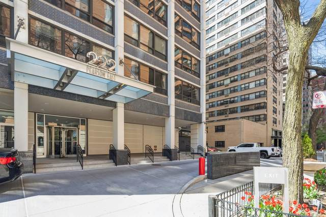222 E Pearson Street #1405, Chicago, IL 60611 (MLS #11056214) :: Helen Oliveri Real Estate