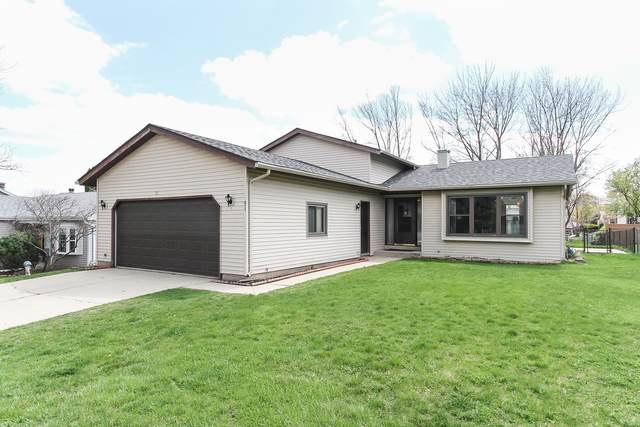 311 Exmoor Drive, Streamwood, IL 60107 (MLS #11056238) :: RE/MAX IMPACT