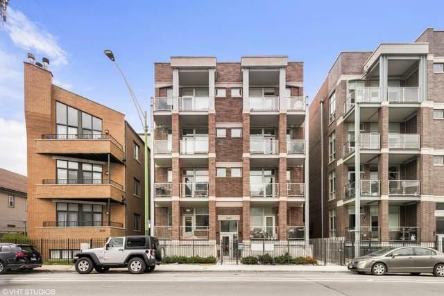 2442 N Clybourn Avenue 4N, Chicago, IL 60614 (MLS #11056267) :: RE/MAX Next