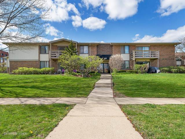 462 Raintree Drive 2B, Glen Ellyn, IL 60137 (MLS #11056280) :: Littlefield Group