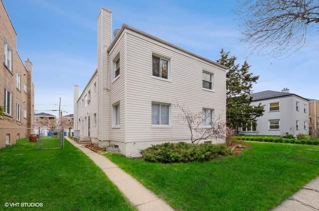 2841 W Berwyn Avenue 1N, Chicago, IL 60625 (MLS #11056283) :: Littlefield Group
