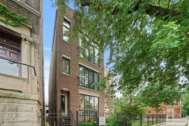 2455 W Walton Street #1, Chicago, IL 60622 (MLS #11056324) :: Touchstone Group