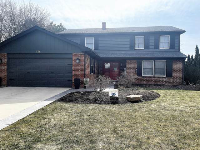 528 Farnham Lane, Wheaton, IL 60189 (MLS #11056355) :: RE/MAX IMPACT