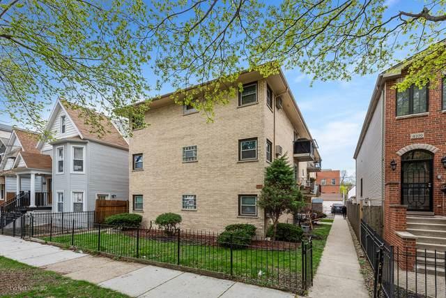 4111 N Mozart Street 3W, Chicago, IL 60618 (MLS #11056357) :: RE/MAX IMPACT