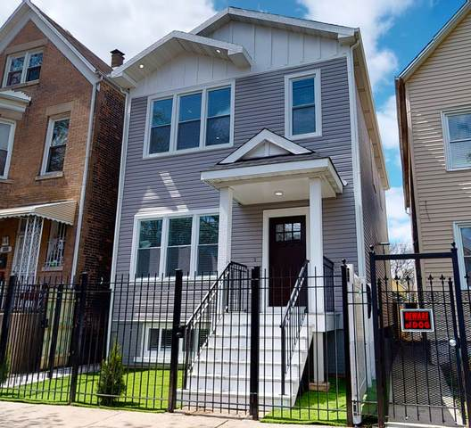 4848 S Bishop Street, Chicago, IL 60609 (MLS #11056386) :: RE/MAX IMPACT