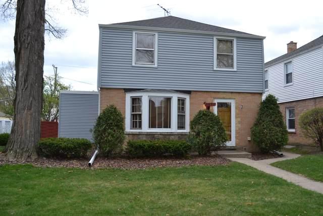 8655 Fernald Avenue, Morton Grove, IL 60053 (MLS #11056401) :: Helen Oliveri Real Estate