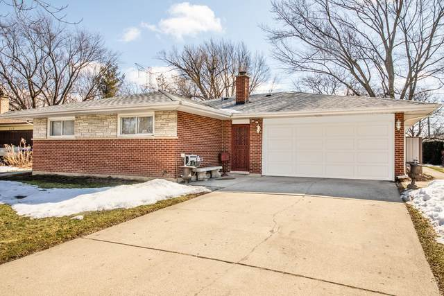 531 W Millers Road, Des Plaines, IL 60016 (MLS #11056423) :: Helen Oliveri Real Estate