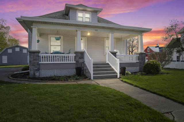 206 W Washington Street, Carlock, IL 61725 (MLS #11056457) :: Helen Oliveri Real Estate