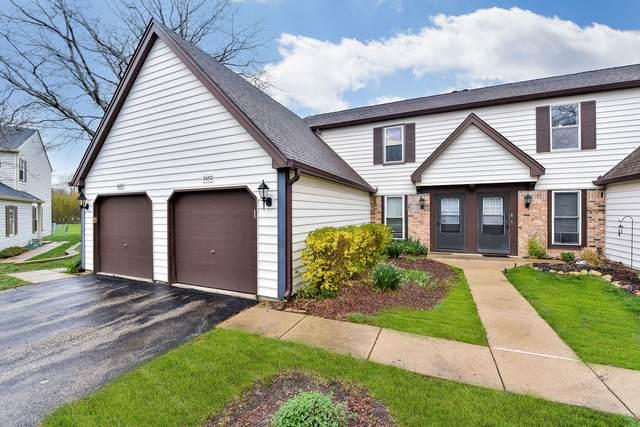 2452 Devonshire Court, Aurora, IL 60502 (MLS #11056508) :: Ryan Dallas Real Estate