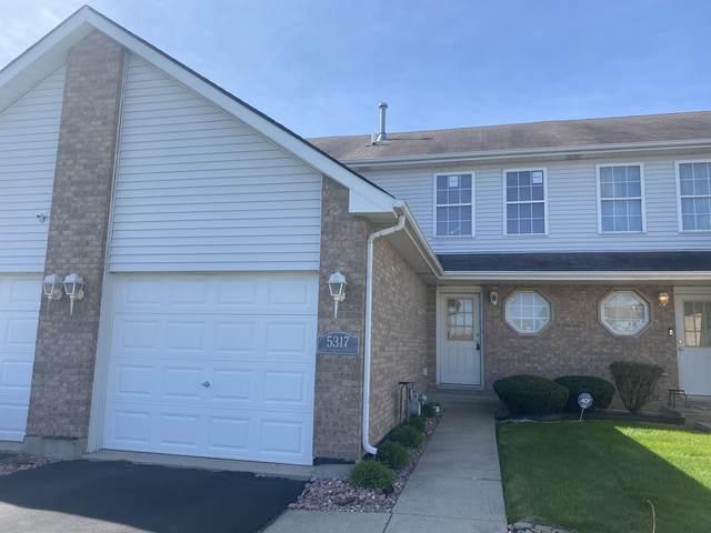 5317 Crosswind Drive, Richton Park, IL 60471 (MLS #11056536) :: Helen Oliveri Real Estate