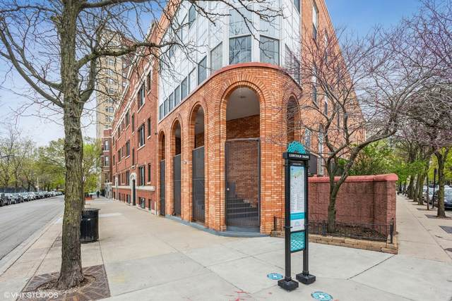339 W Webster Avenue #6, Chicago, IL 60614 (MLS #11056541) :: RE/MAX IMPACT