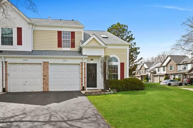 1514 Plum Lane, Westmont, IL 60559 (MLS #11056545) :: Littlefield Group