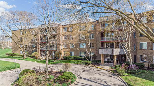 945 E Kenilworth Avenue #314, Palatine, IL 60074 (MLS #11056552) :: Helen Oliveri Real Estate