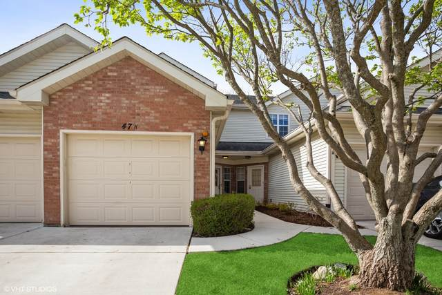 47 N Golfview Court, Glendale Heights, IL 60139 (MLS #11056592) :: RE/MAX IMPACT