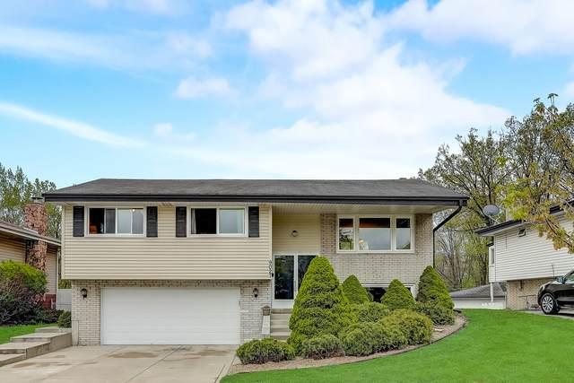 9027 W 93rd Street, Hickory Hills, IL 60457 (MLS #11056602) :: Rossi and Taylor Realty Group