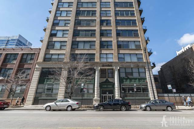 1322 S Wabash Avenue #407, Chicago, IL 60605 (MLS #11056623) :: Helen Oliveri Real Estate