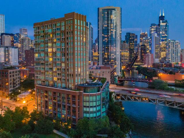 600 N Kingsbury Street #1801, Chicago, IL 60654 (MLS #11056650) :: The Spaniak Team