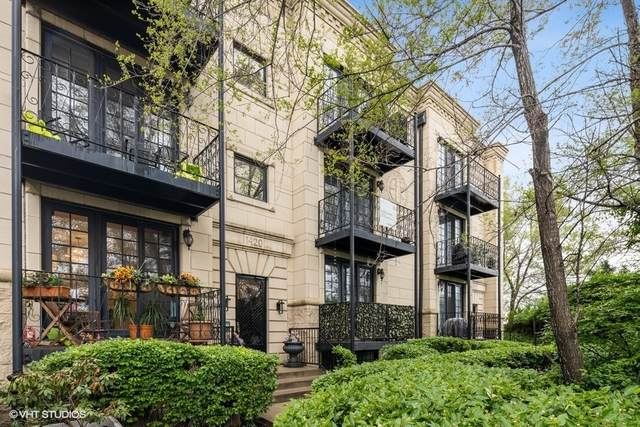 1420 N Noble Street 2N, Chicago, IL 60642 (MLS #11056661) :: Ryan Dallas Real Estate