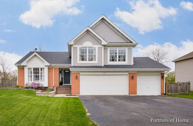 1129 Stonegate Court, Bartlett, IL 60104 (MLS #11056668) :: Carolyn and Hillary Homes