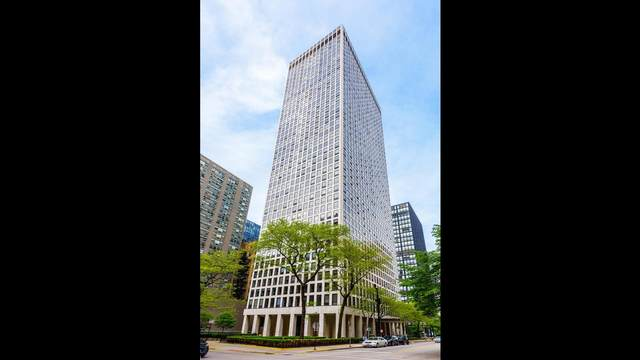 260 E Chestnut Street #1602, Chicago, IL 60611 (MLS #11056672) :: Touchstone Group
